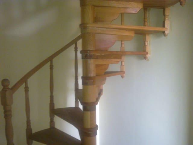 dubleks evimin üst katı sizin  - Istanbul - Loft