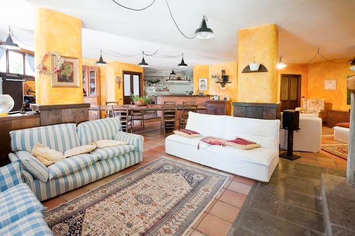 Your Home@ Cinque Terre & Lunigiana - Casa Borsi - Ev