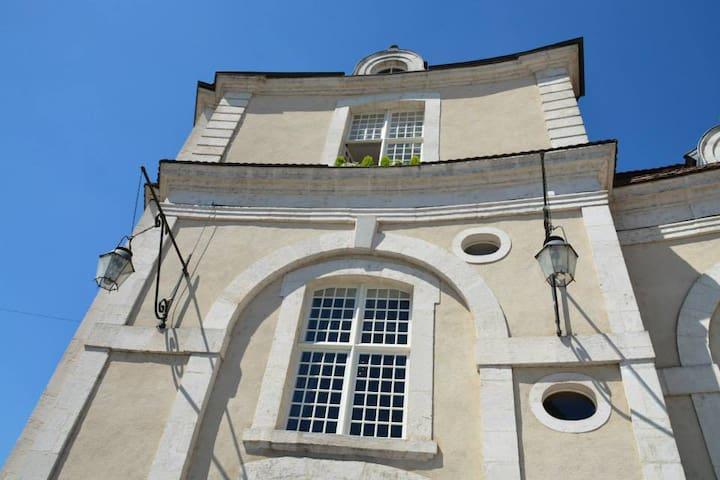 La vue de château à Commercy 5* - Commercy - Hus