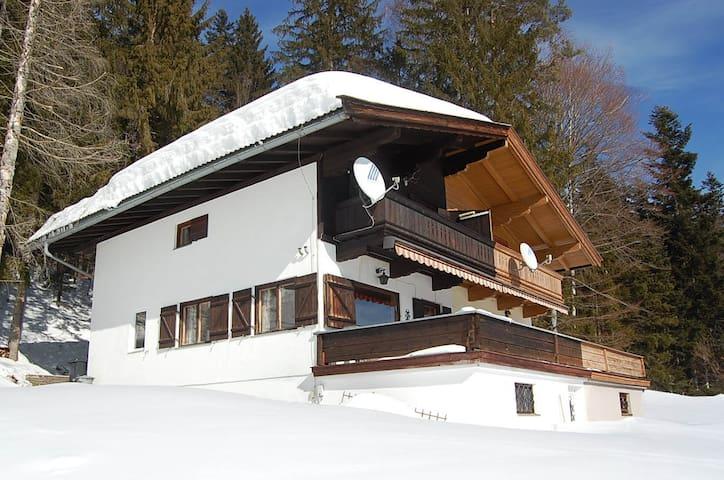 """Lovely country house""""Wilder Kaiser"""" - Scheffau am Wilden Kaiser - Ev"""