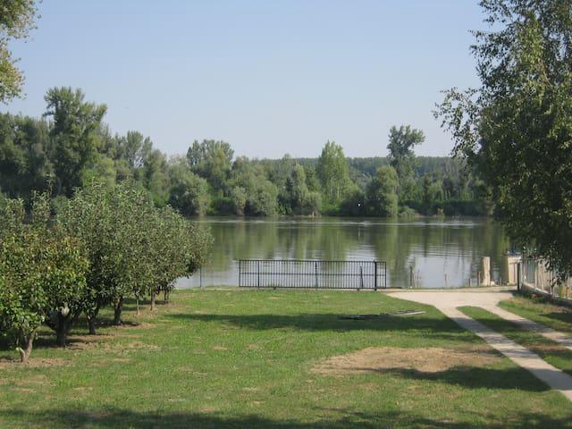 Riverside retreat on the Danube - Grocka - Huis