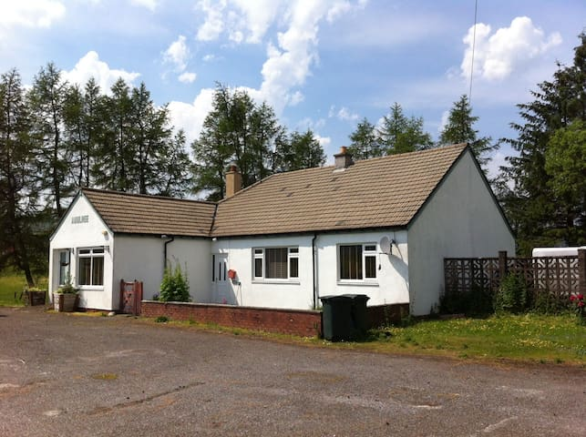 Cluarin Cottage, Amulree - Amulree - Ev