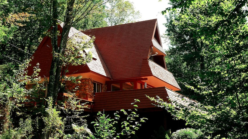 3br Peaceful Mountainous Getaway - ジャクソン - 一軒家