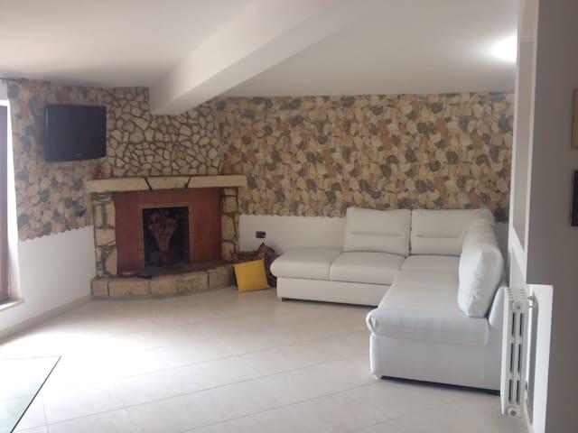 TERRAZZO SUL BASENTO - Grottole, Matera - Departamento