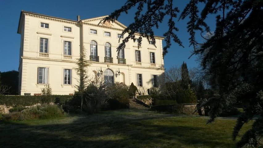 Chateau de Saint Sulpice;  IMH - La Sauvetat-sur-Lède - Castillo