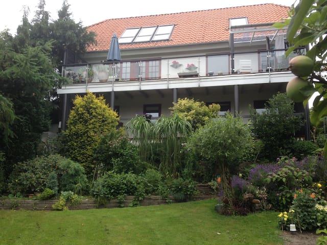 Dejlig lejlighed med skøn balkon. - Aabenraa