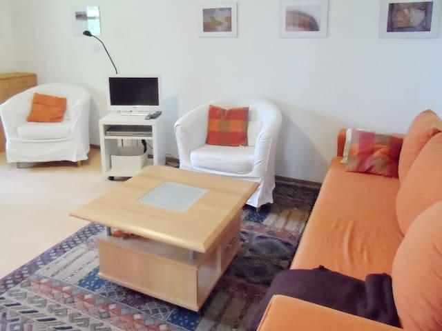 Wohnung am Schlosspark Eremitage - Bayreuth - Daire