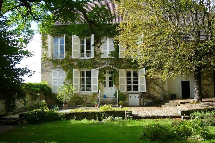 Beautiful French Country House - Vaudrémont - Dom