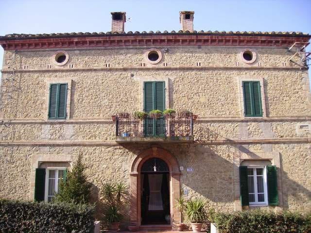 Villa D'Epoca affrescata/porzione - Marsciano  - Villa