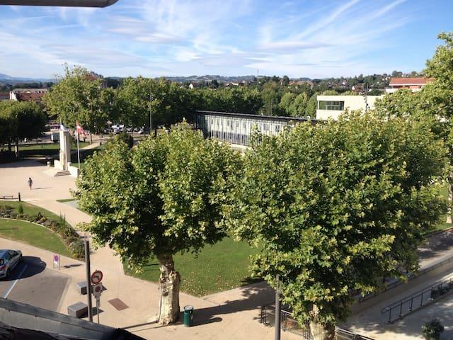 T3 entre Aix-les-Bains et Annecy - Rumilly - Appartement