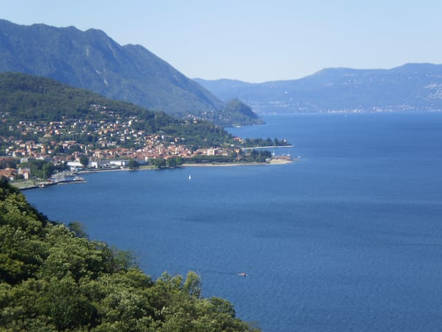 landing on the lake - Luino - Daire