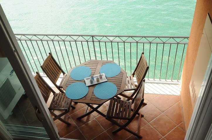 apartment terrace on the lake - Bellano - Apartament