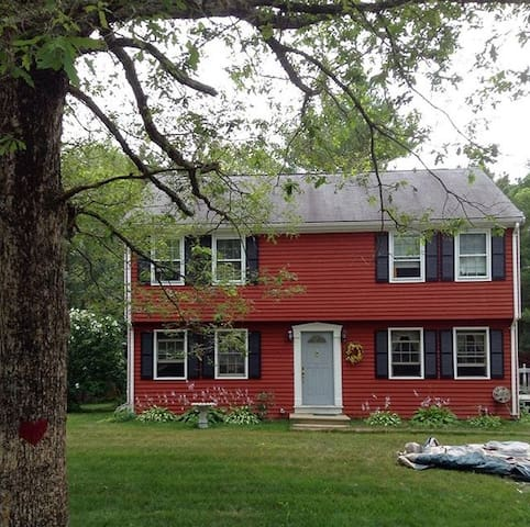 America's Home Town - 2 private rooms - sleeps 3 - Plymouth