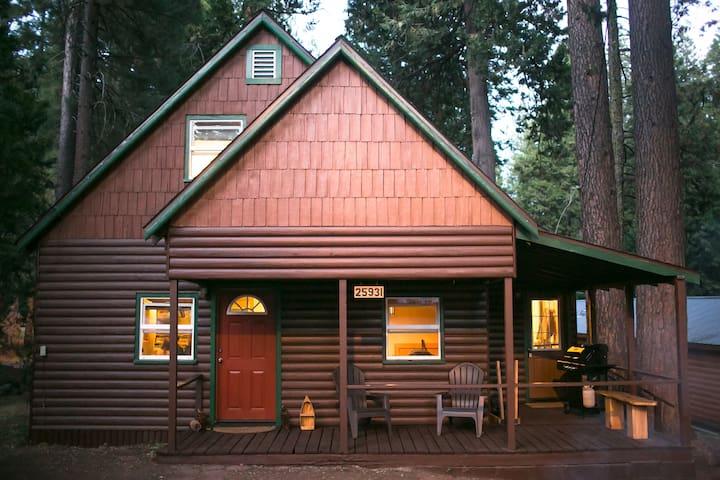 Cabin in the Sierras - Long Barn - Casa de campo