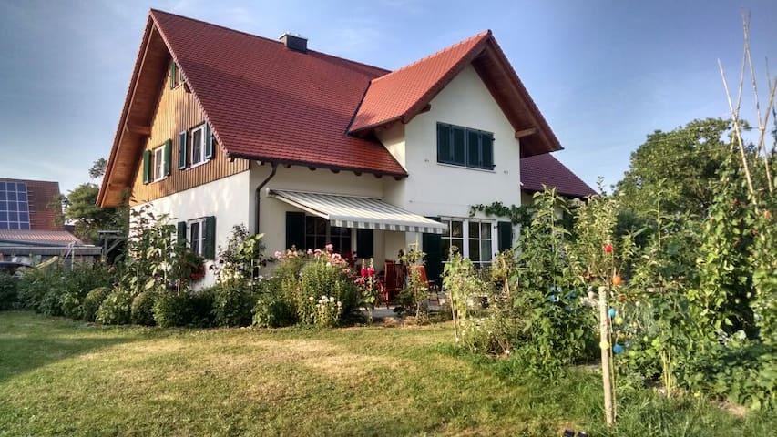 Ferienwohnung im Allgäu - Lachen - Apartamento