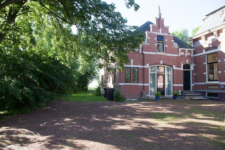 Rustiek gelegen vakantiewoning - Nieuwolda - Condominium