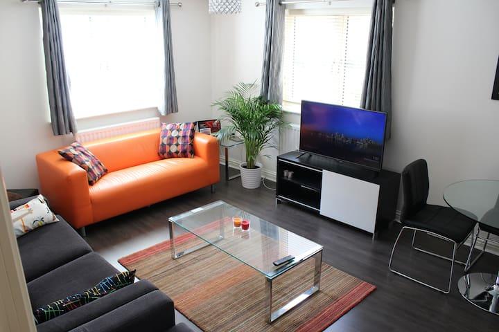 Stylish apartment, close to London - Grays - Leilighet
