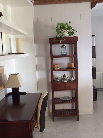 Cozy apartment in historic village. - El Puig de Santa Maria - Departamento