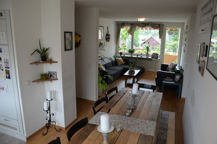Cozy apartment in suburbs of Zurich - Brugg - Appartement