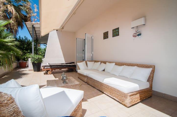 VILLA BIANCA - Altavilla Milicia - Vila
