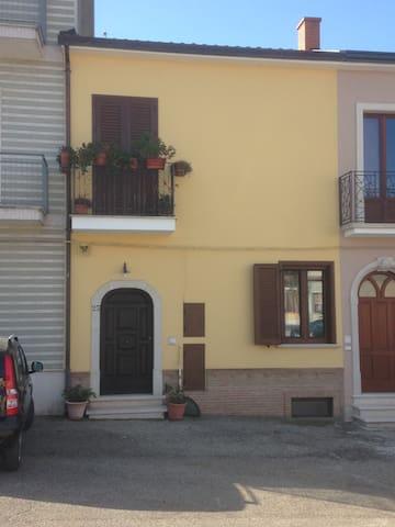 "Casa Vacanze ""Le Coste"" - Sant'Angelo All'esca - Haus"