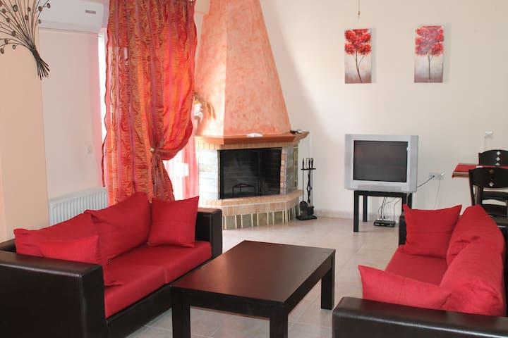 Full equipped apartment in Paralia - Paralia Katerinis - Leilighet