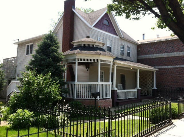The whiting house - Whiting - Daire