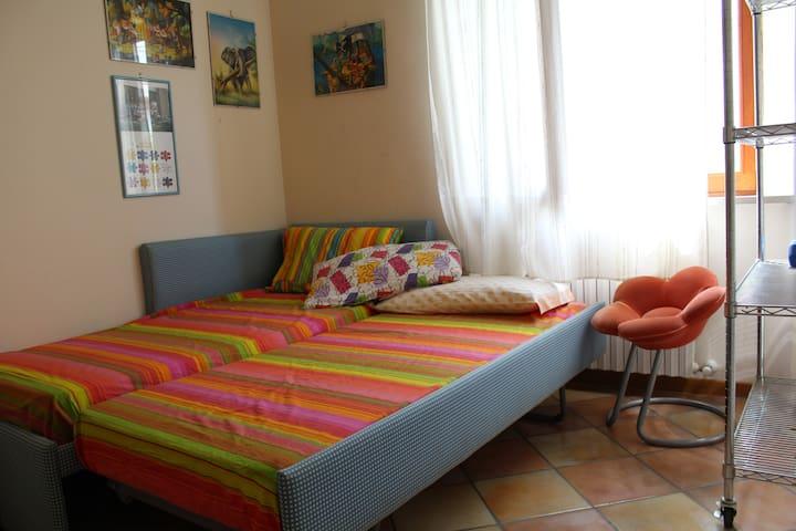 Camera privata accogliente - Corridonia - Leilighet