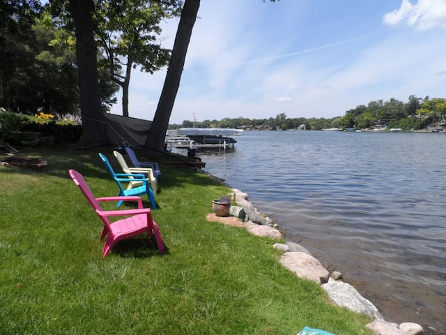Enjoy the Lake Life... - Waterford Township - Casa