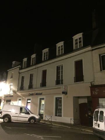 Appartement en centre ville - Nemours - Apartemen