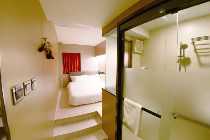 Couple tatami room@Austin, Jordan#3 - Yau Ma Tei, Jordon, Austin - Apartemen