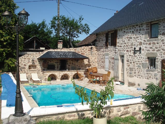 Chambres d'hôtes Meix Jeannin - Alligny-en-Morvan - Haus