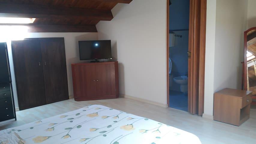 La casa col soppalco - Bova Marina - Ev