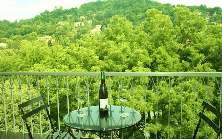AT THE RIVERSIDE WITH VIEW - Torino - Apartamento