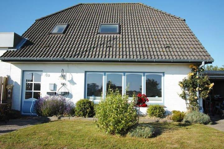 FeWo Kiefhuck - Wolkenkieker - Nordstrand - Apartmen