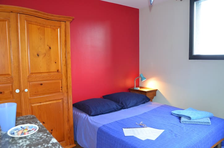 Private Room for 2 - Araules - Ev