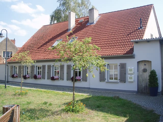 Ferien direkt an der Fläming Skate - Jüterbog, OT Kloster Zinna - Appartement