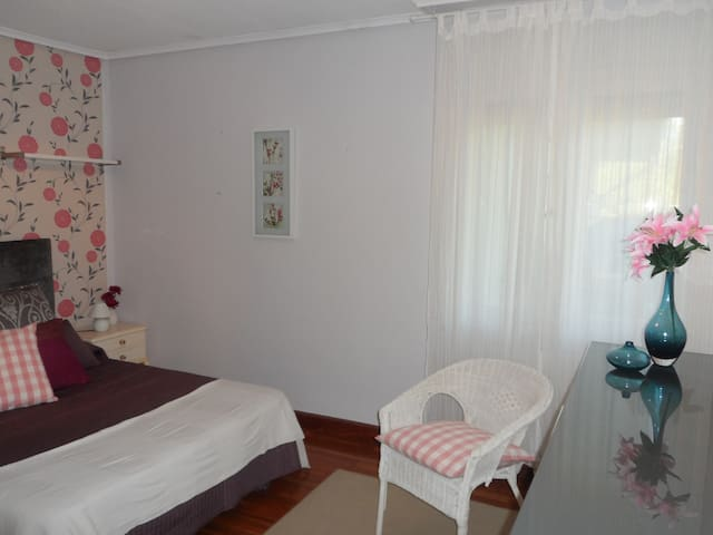 Cosy flat in the countryside - Mercadillo - Daire