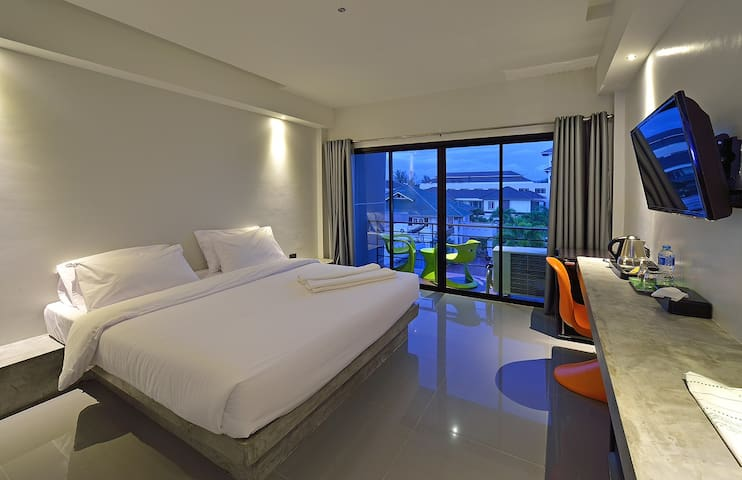 Riverside Hotel, Next to the river2 - ตำบล ปากน้ำ - Annat