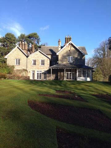 Garden Room Cefn Parc - Brecon - Rumah