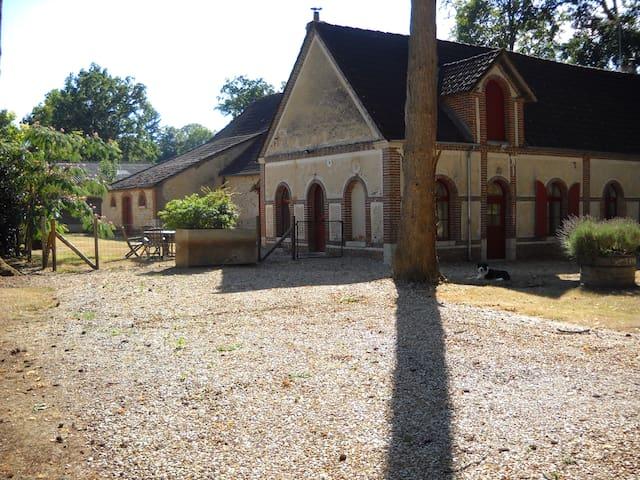 Logement individuel de charme - Nogent-sur-Vernisson - Casa