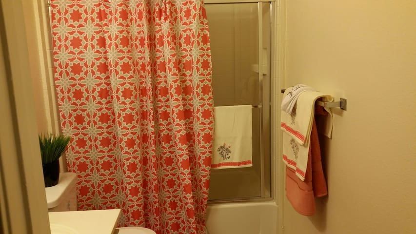 1 bdr with private bath and parking - Walnut Creek - Appartement