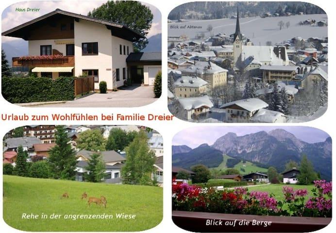 "Apartment ""Bergblick"" Haus Dreier - Abtenau  - Lakás"