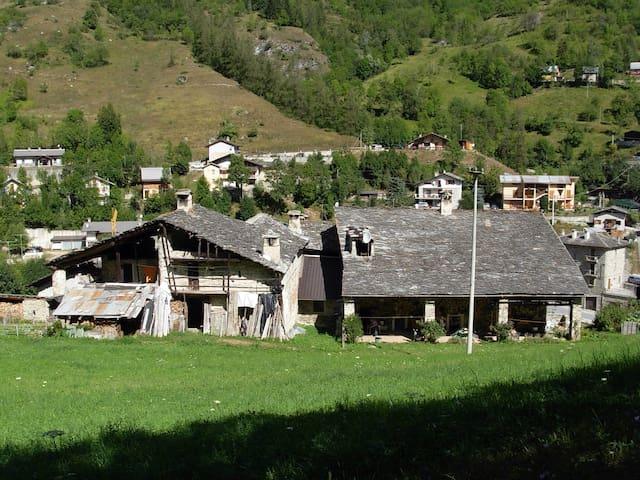 Appartamento in montagna - Canosio - Leilighet