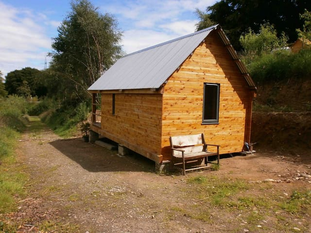 Very warm Camping Cabin & log fire - Inverness - Cabin