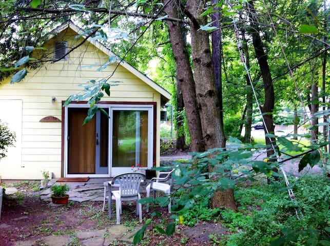 THE YELLOW COTTAGE - 伍德斯托克 - 小木屋