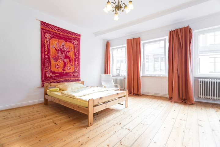 B&B at the castle - Yoga Room - Aschaffenburg - Bed & Breakfast