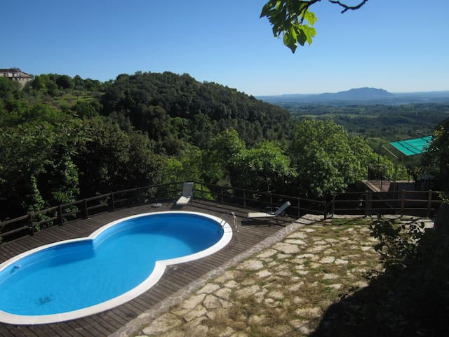 Beautiful Italian holiday villa - Montasola - Casa