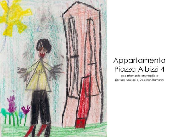 Piazza Albizzi 4 - Cesena