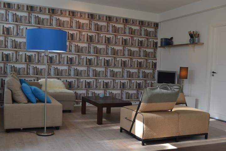 Luxary Shortstay Apartment (100 m2) - Oosterbeek - Departamento